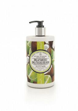 Coconut Lime Asquith Tropical Fruit Hand and Body Lotion
