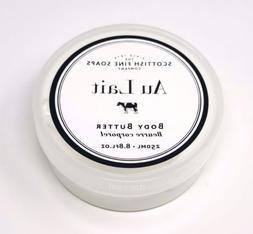 Scottish Fine Soaps Company Au Lait Body Butter 8.8 FL OZ 25