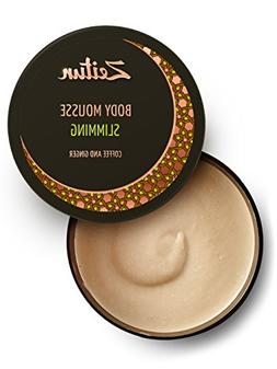 Zeitun Body Cream Mousse - Slimming Body Moisturizer - Coffe