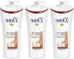 Dove Cream Oil Shea Butter Body Lotion, 13.5 Ounce,