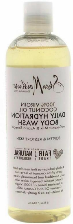 Shea Moisture Daily Hydration Body Wash 100 Percent Virgin C
