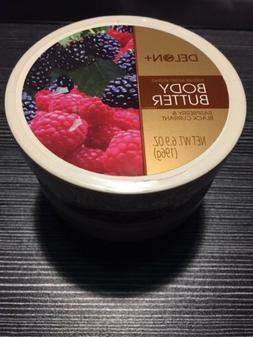 Delon+ Raspberry & Black Currant Body Butter Intense Moistur