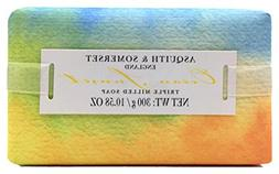 Asquith & Somerset England Ocean Sunset Triple Milled Soap B