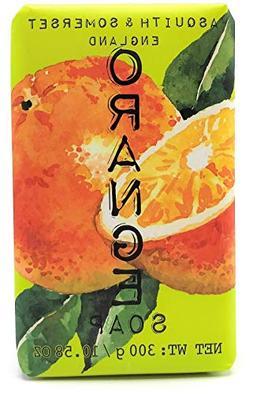 Asquith & Somerset England Orange Scented Moisturizing Shea