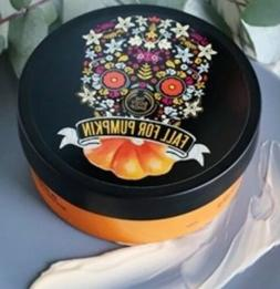 The Body Shop Fall For VANILLA PUMPKIN Softening Body Butter