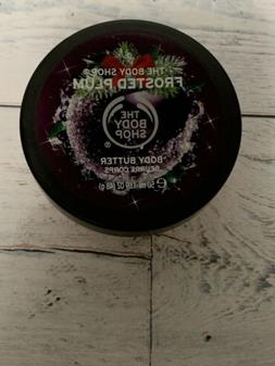 Frosted Plum Mini Body Butter The Body Shop New Rare HTF