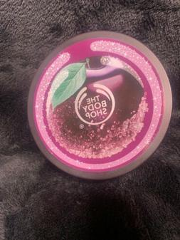 Frosted Plum Rare Htf Discontinued Body Shop Body Butter New