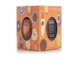 The Body Shop gift set creamy and sweet tropical treats body