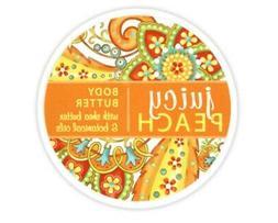 Greenwich Bay - 8 oz. Botanical Body Butter - Juicy Peach