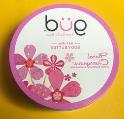 gud burts bees floral cherrynova body butter