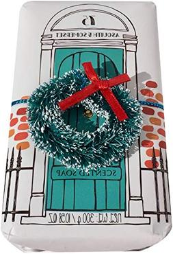 Asquith Somerset Holiday Wreath Decorative Winter Scented Sh