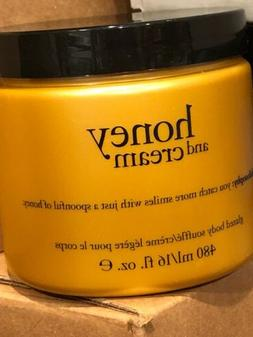 PHILOSOPHY honey and Cream Glazed Body Souffle 16 FL OZ NEW