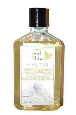 Simply Bee Well Body Wash - Lavender Honey Fragrance
