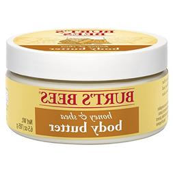 Burt's Bees Honey and Shea Body Butter - 6.5 Ounce Tub