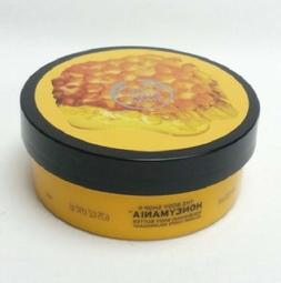 The Body Shop Honeymania Nourishing Body Butter Very Dry Ski