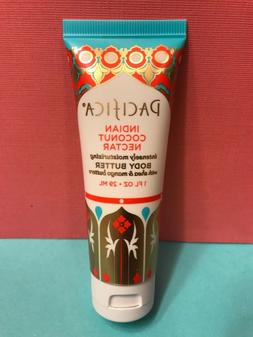 PACIFICA Indian Coconut Nectar Body Butter Natural Vegan Del