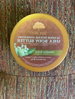 Tree Hut 24 Hour Intense Hydrating Shea Body Butter Hawaiian