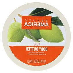 Beauty America Intense Moisturizing Body Butter With Olive O