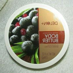 DELON Intense Moisturizing Acai & Goji Berries Body Butter 6