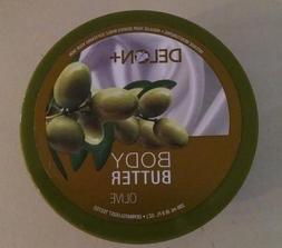 Delon Intense Moisturizing Body Butter Olive 6.9 oz