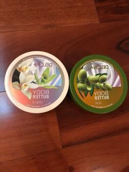 Delon Intense Moisturizing Body Butter Olive And Vanilla