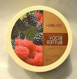 DELON Intense Moisturizing Pomegranate Body Butter 6.9 Oz
