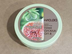 DELON Intense Moisturizing Sweet Almond & Fig Body Butter -