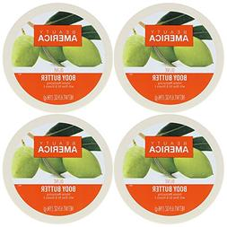Beauty America Intense Moisturizing Body Butter With Olive O