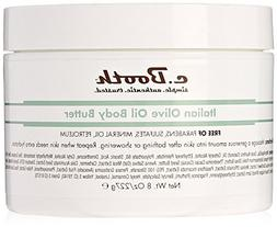 c.Booth Italian Olive Oil Body Butter 236 ml Jar by c.Booth