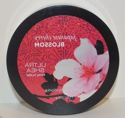Bath Body Works JAPANESE CHERRY BLOSSOM Ultra Shea Body Butt