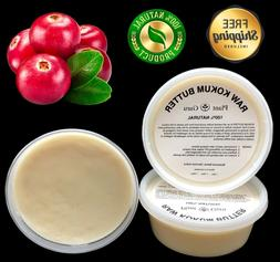 Kokum Butter Raw 8 oz 100% Pure Cold Pressed Natural For Ski