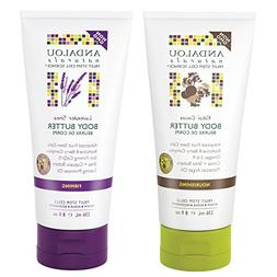 Andalou Naturals Kukui Cocoa Body Butter and Andalou Natural