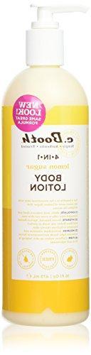 c.Booth 4-in-1 Multi-Action Lemon Sugar Body Lotion, 16 Flui