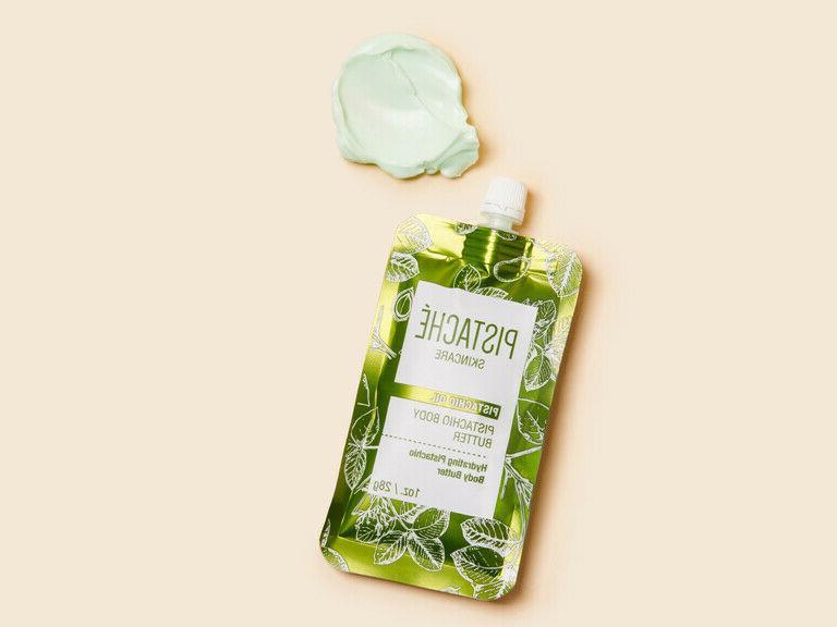 2 x pistache skincare whipped pistachio body