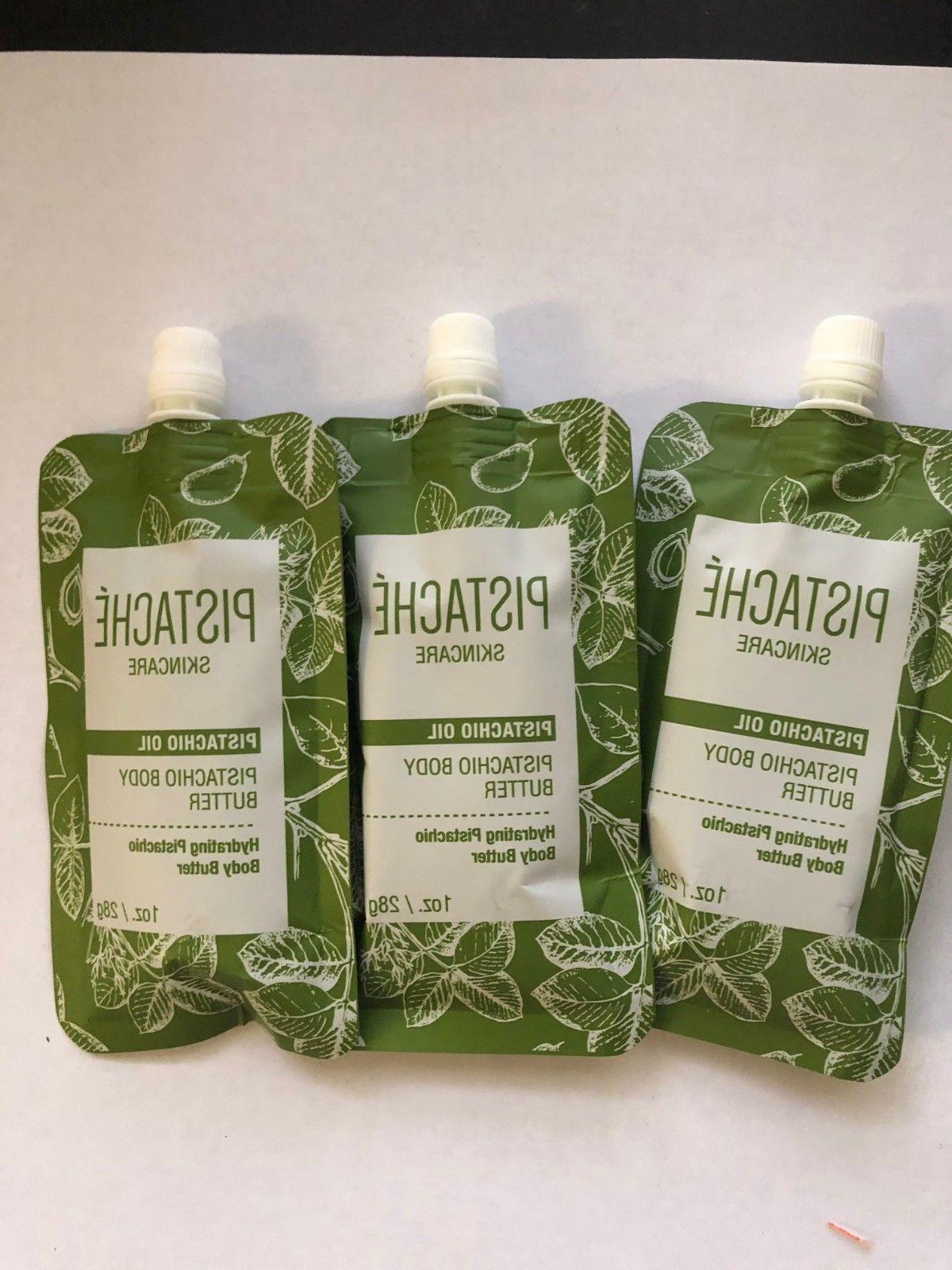 3x pistache skincare pistachio oil hydrating body
