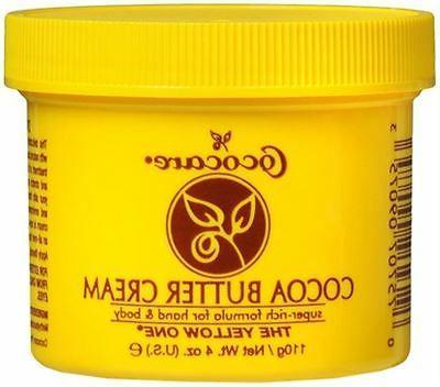 Cococare Cocoa Butter Super Rich Formula Cream - 4 Oz