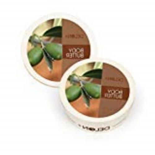 Delon Olive Body Butter - 2 Pack