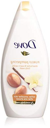 Dove Body Wash With Shea Butter And Warm Vanilla 500ml