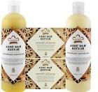 Nubian Heritage-  RAW SHEA BUTTER Body Wash & Lotion + 2 SOA