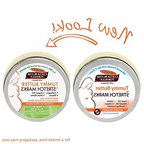 Tummy Butter Balm for Stretch Marks and Skin Care, 4.4