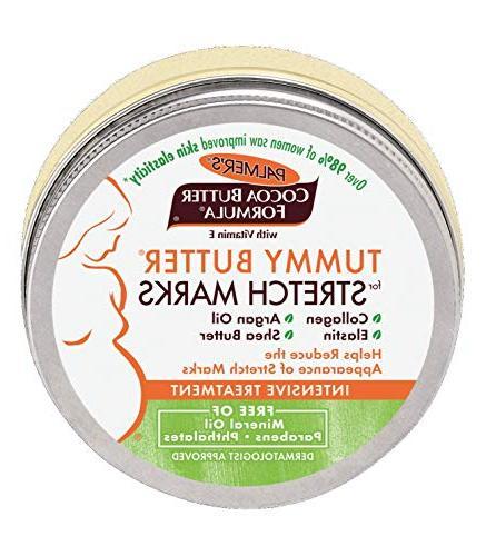 Palmer's Cocoa Butter Formula Tummy Butter Balm for Stretch