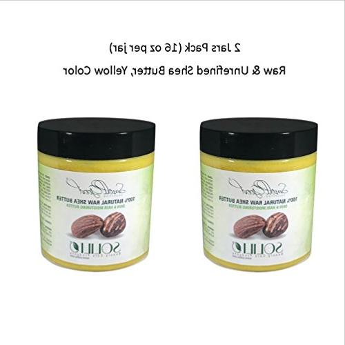 Smellgood Soft and Smooth African Shea Butter