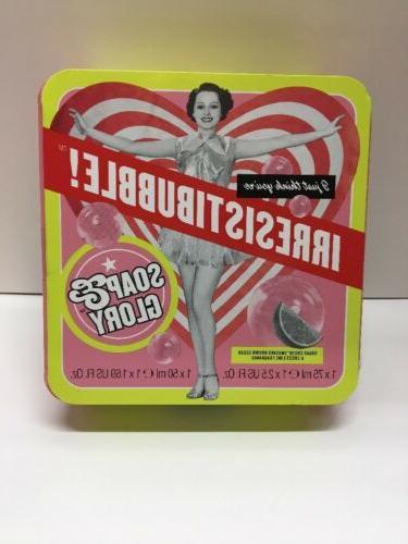Soap & Glory Irresistibubble Gift Set – Body Wash & Body B