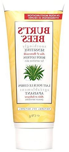 Burt's Bees Aloe and Buttermilk Body Lotion, 170g by Burt's