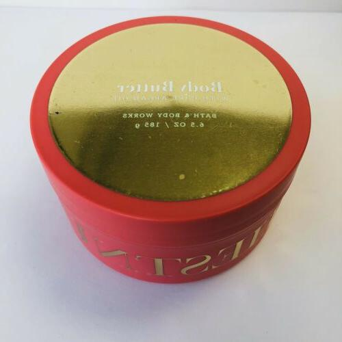 Bath & and Body Works Chestnut & Argan Body Butter w/ Argan
