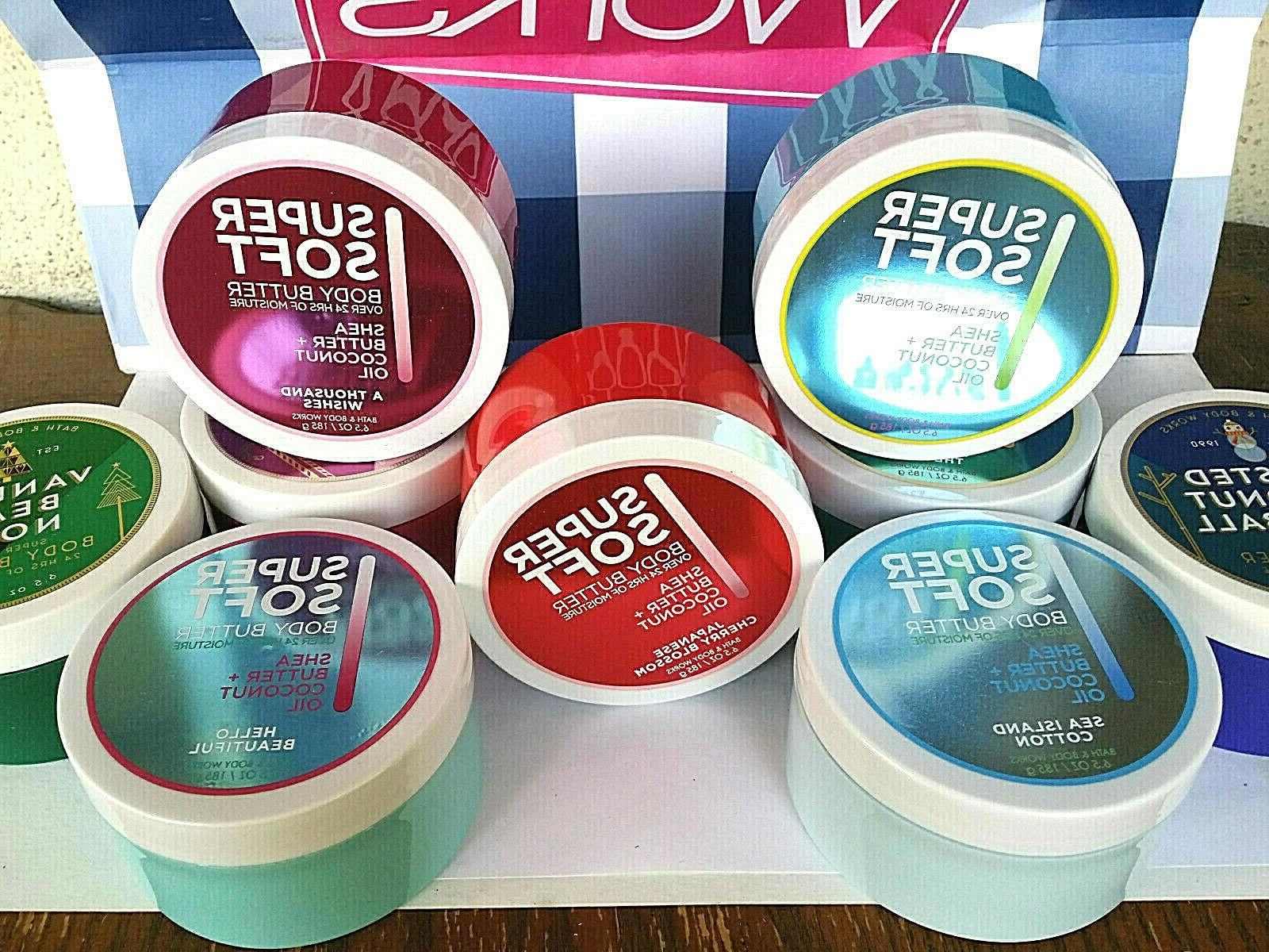 bath and body works signature collection shea