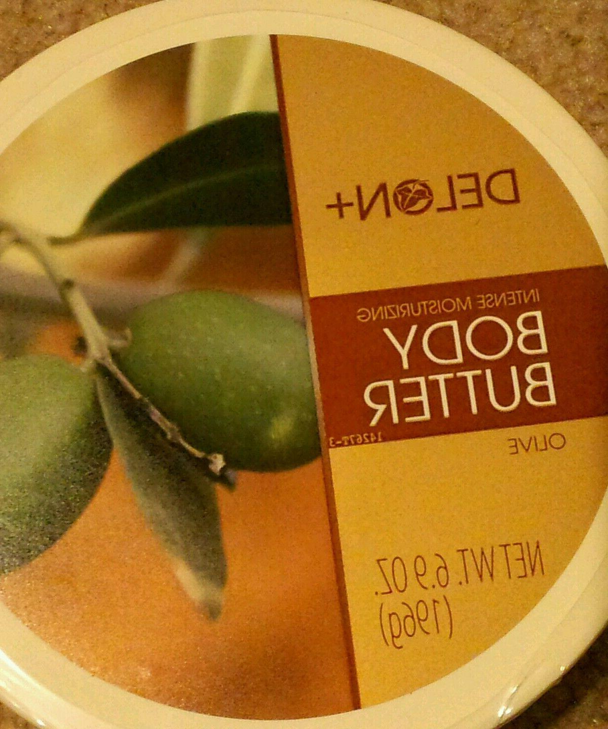DELON+  BODY BUTTER   8 SCENTS        Buy 3 Get 1 free