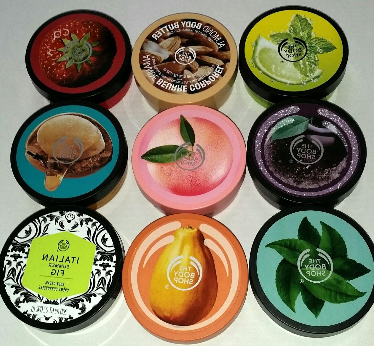 body butter large full size you choose