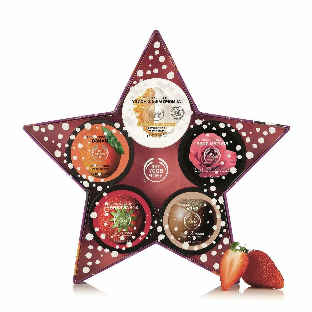 The Body Shop Butter Forest Gift Set The Body