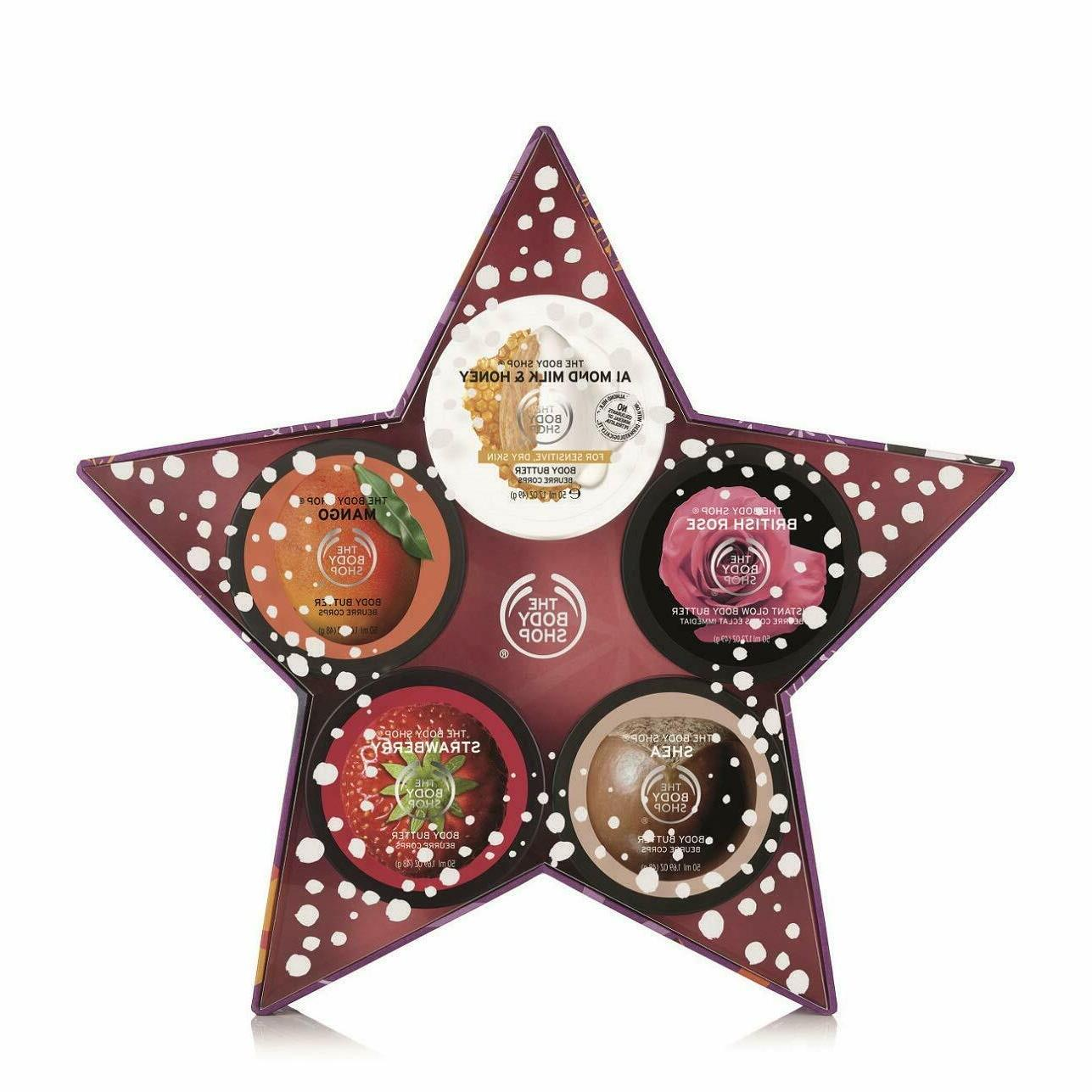 body butter stars of the forest gift
